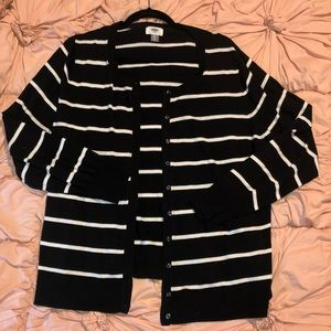 Old Navy Striped Sweater 2XL